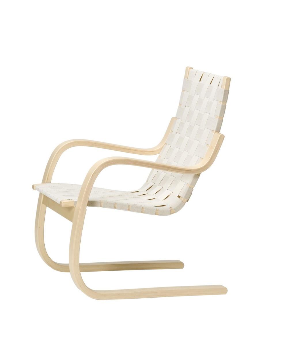 Fauteuil 406 Design Alvar Aalto pour Artek