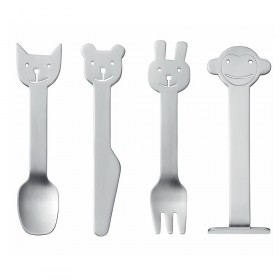 ANIMAL FRIENDS CUTLERY