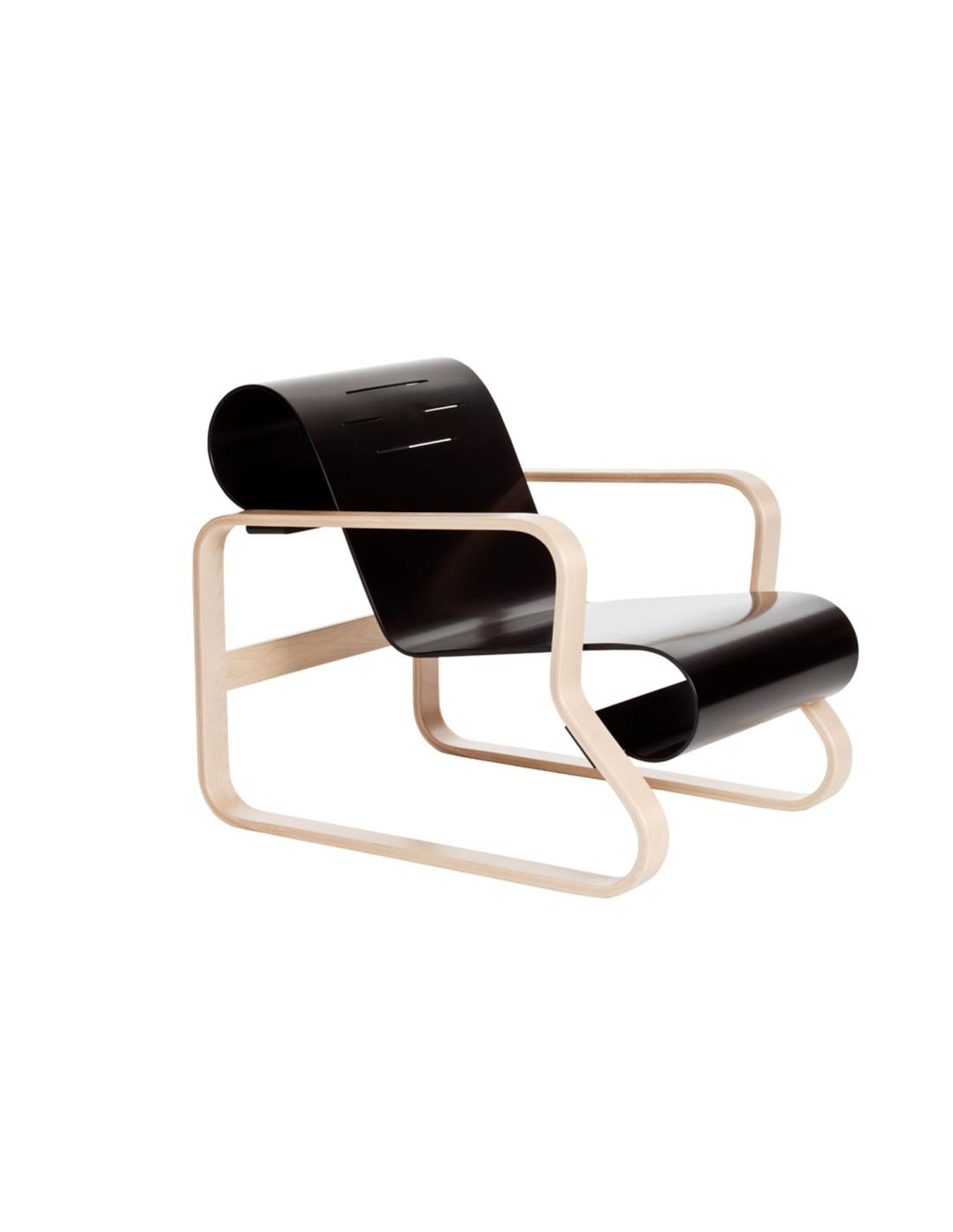 fauteuil paimio 41 design par alvar aalto pour artek design danois. Black Bedroom Furniture Sets. Home Design Ideas