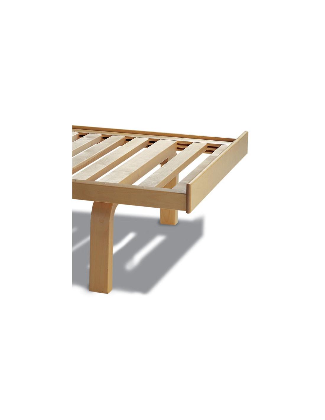 lit de jour 710 design alvar aalto pour artek la. Black Bedroom Furniture Sets. Home Design Ideas