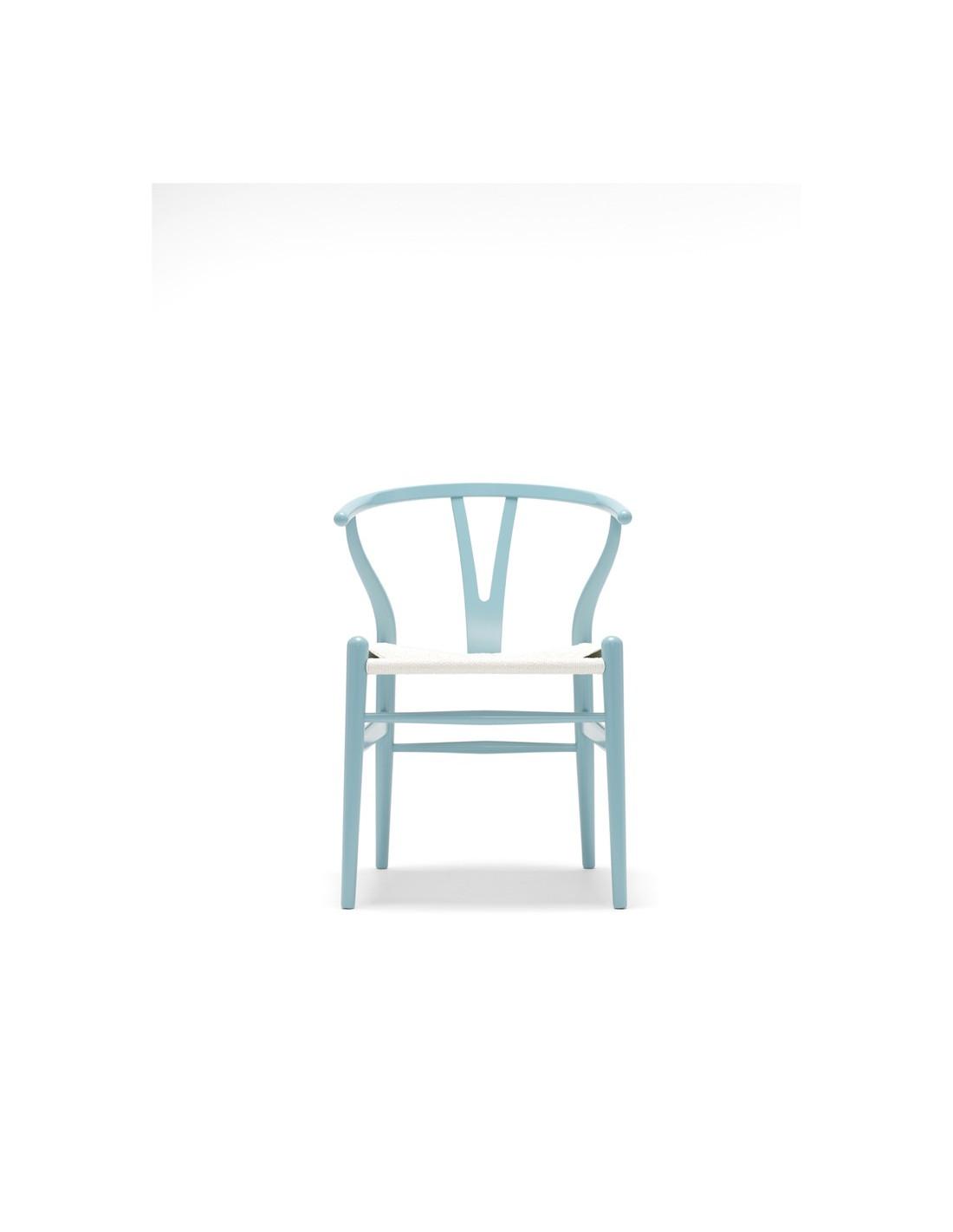 ch24 wishbone chair hans wegner design for carl hansen la boutique danoise. Black Bedroom Furniture Sets. Home Design Ideas