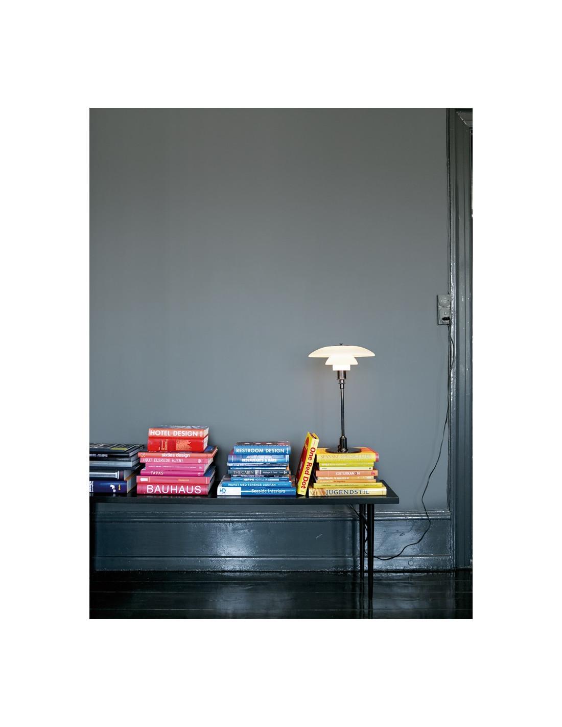 ph 3 2 table lamp poul henningsen design for louis. Black Bedroom Furniture Sets. Home Design Ideas