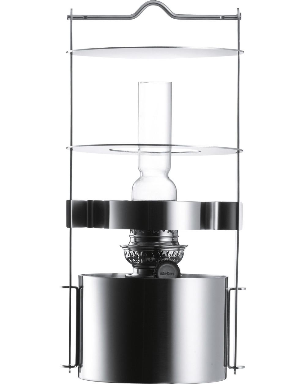 STELTON OIL LAMP