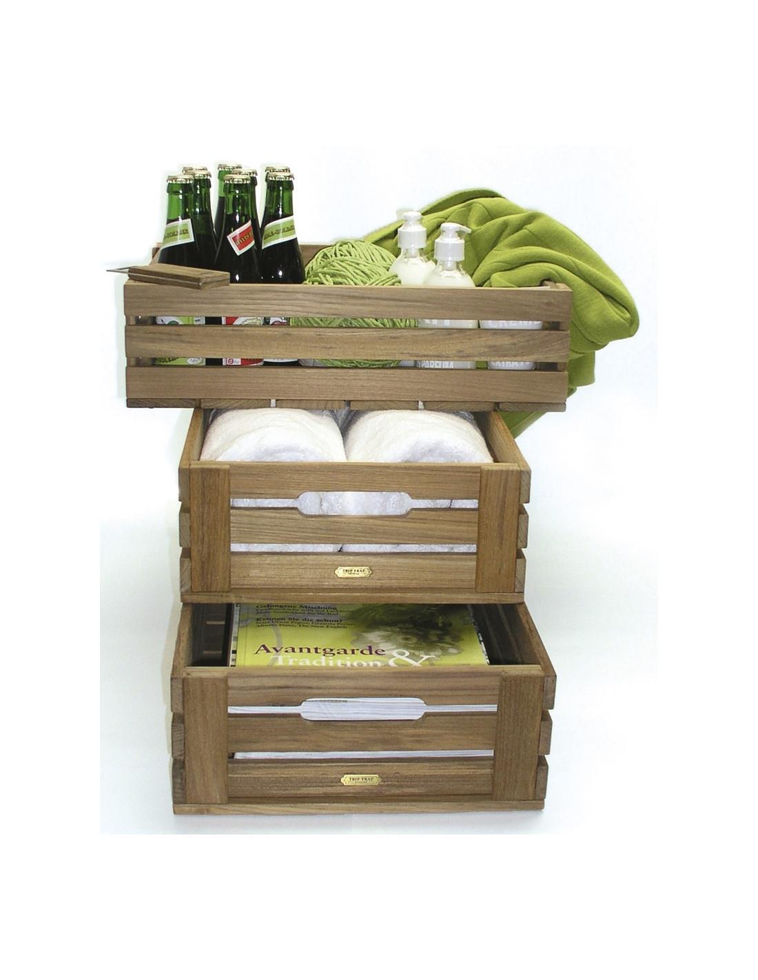 caisse dania la boutique danoise. Black Bedroom Furniture Sets. Home Design Ideas