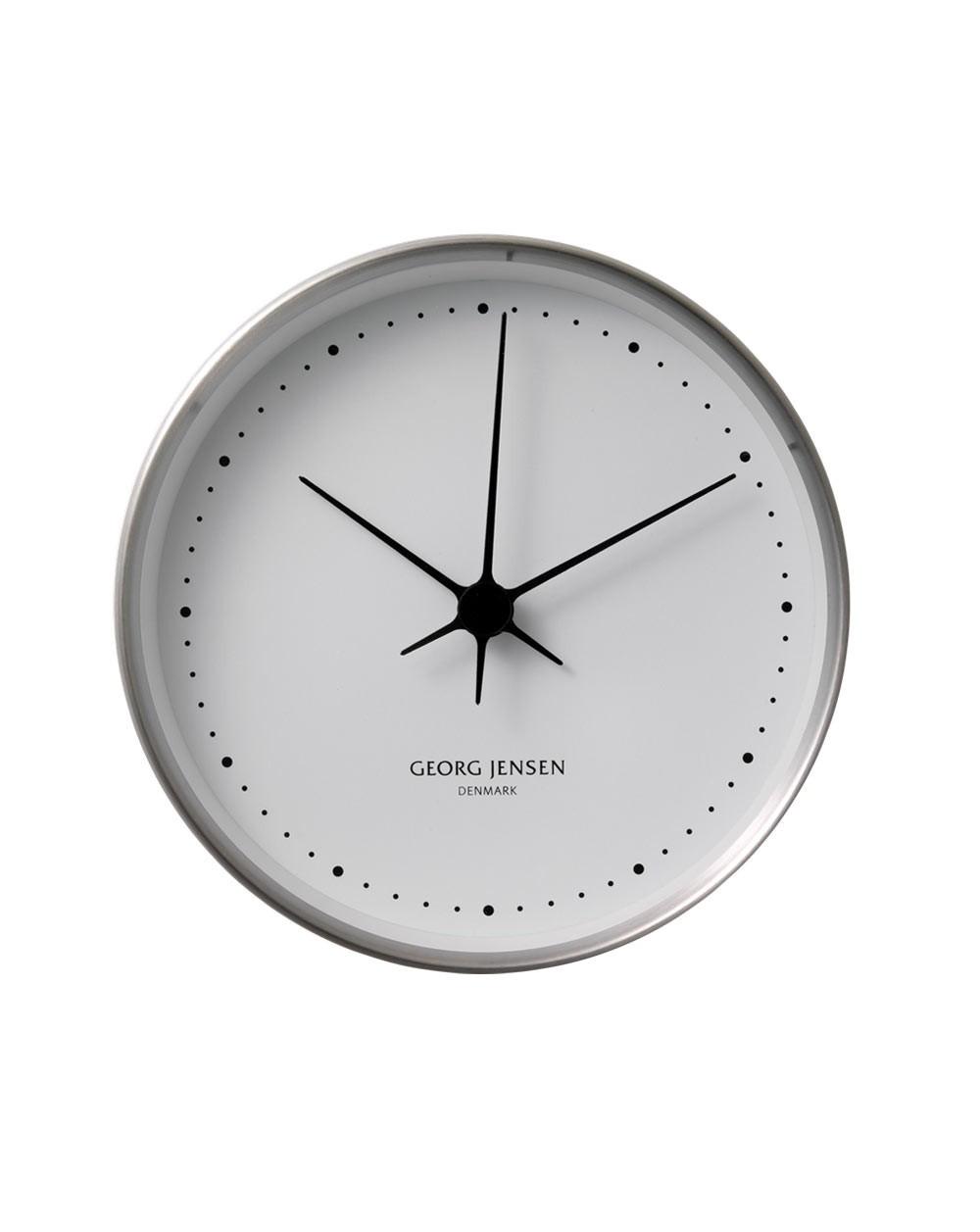 koppel wall clock and weather stations henning koppel. Black Bedroom Furniture Sets. Home Design Ideas