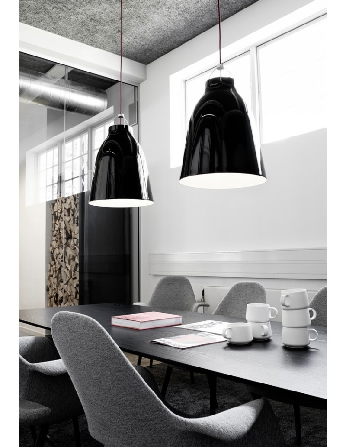 suspension caravaggio cecilie manz light years la boutique danoise. Black Bedroom Furniture Sets. Home Design Ideas