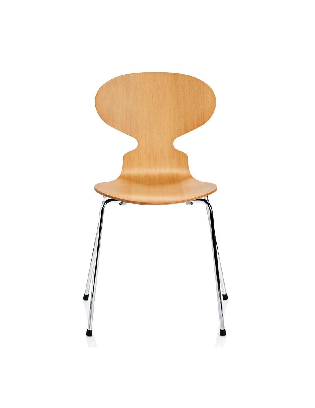 ant chair arne jacobsen design for fritz hansen la boutique danoise. Black Bedroom Furniture Sets. Home Design Ideas