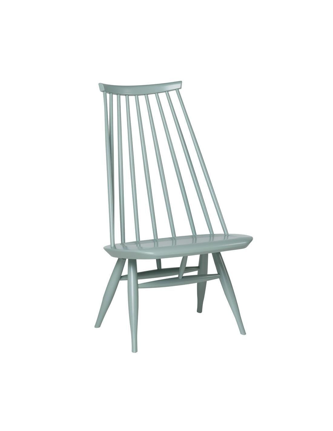 Mademoiselle chaise design ilmari tapiovaara pour artek la boutique danoise - Chaise danoise design ...