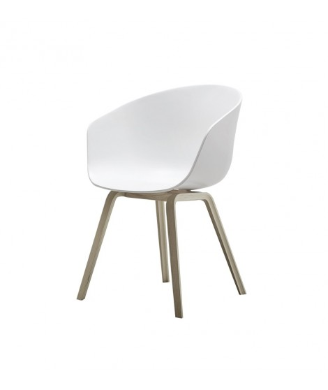 ABOUT A CHAIR AAC22 HAY Blanc