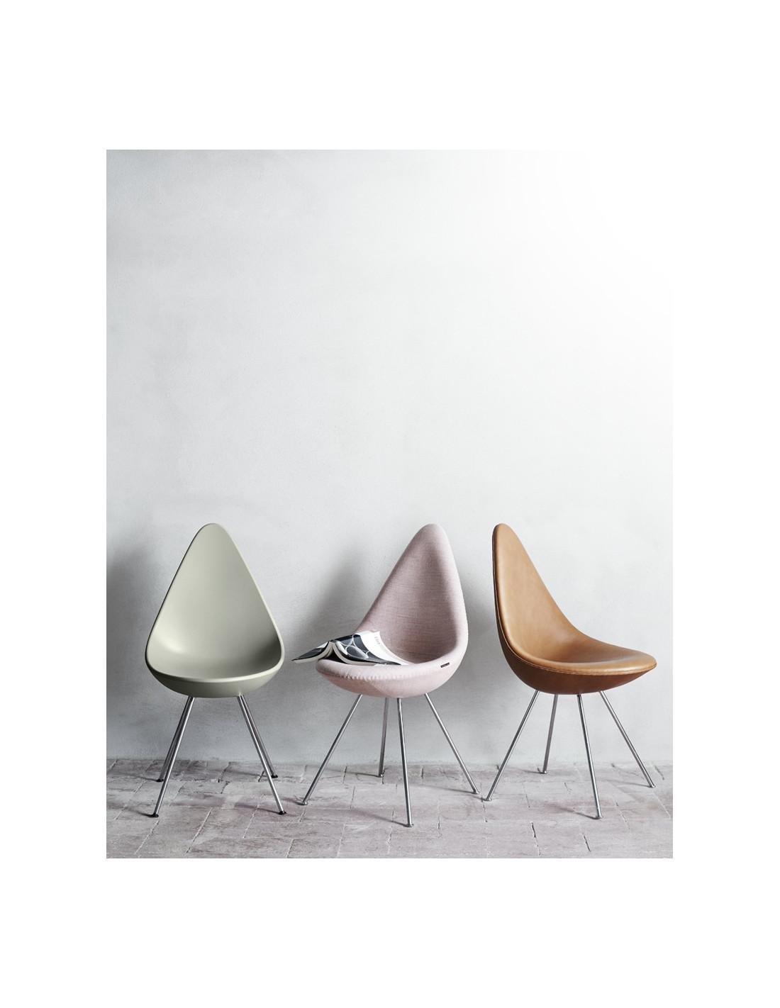 drop chair arne jacobsen fritz hansen. Black Bedroom Furniture Sets. Home Design Ideas