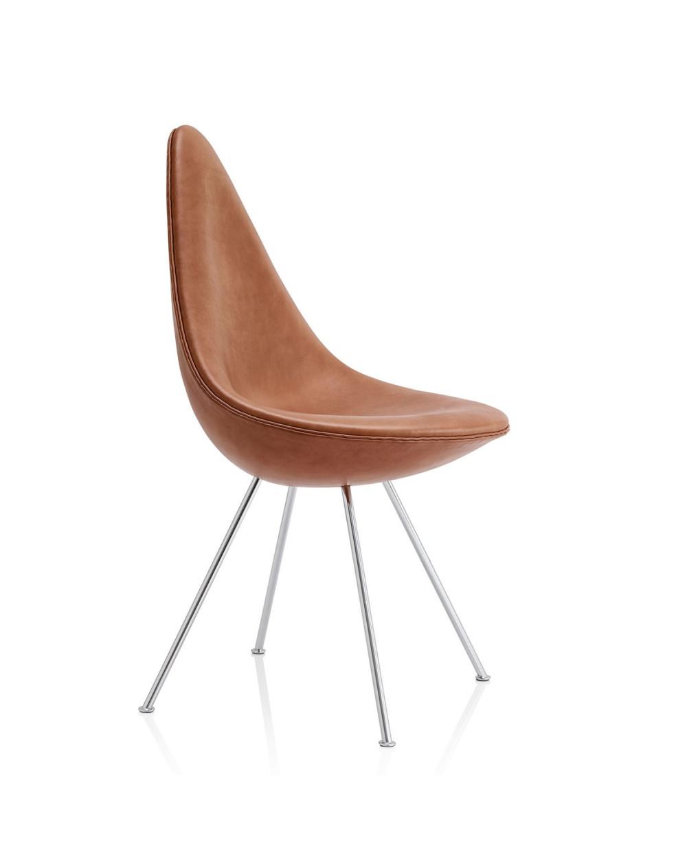 chaise drop arne jacobsen fritz hansen. Black Bedroom Furniture Sets. Home Design Ideas