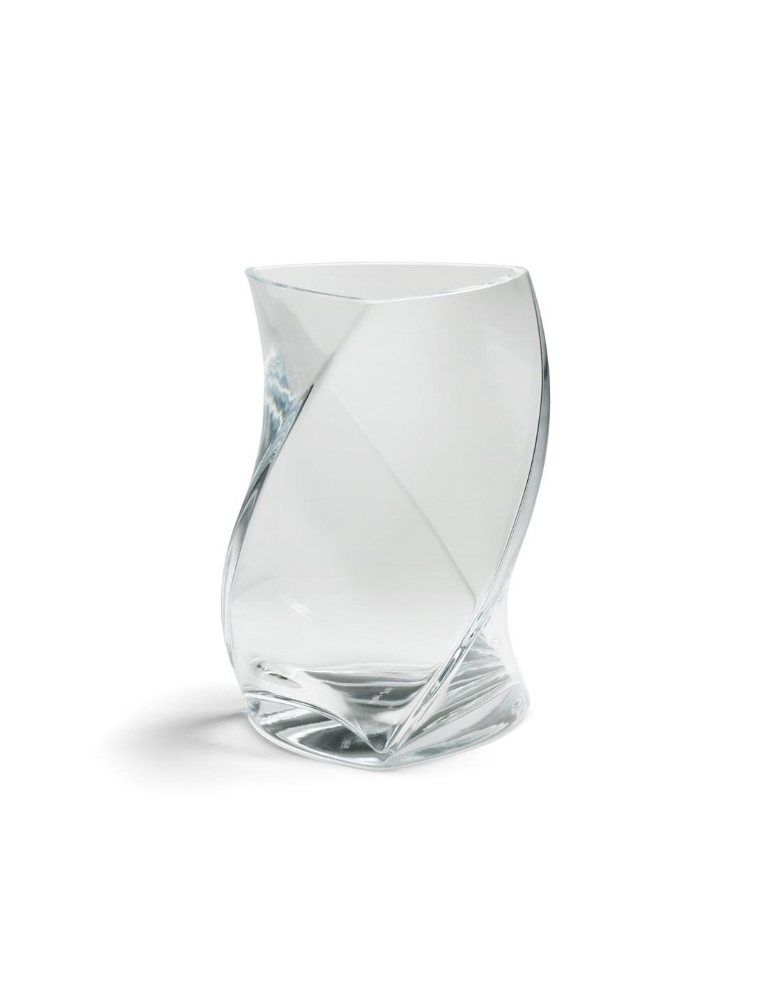 grand vase twister piet hein. Black Bedroom Furniture Sets. Home Design Ideas