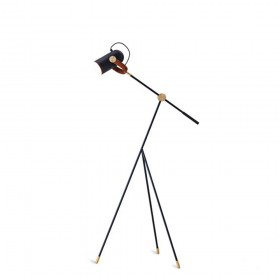 CARRONADE HIGH FLOOR LAMP LE KLINT MARKUS JOHANSSON