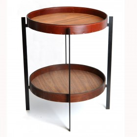 Deck table, Dennis Marquart