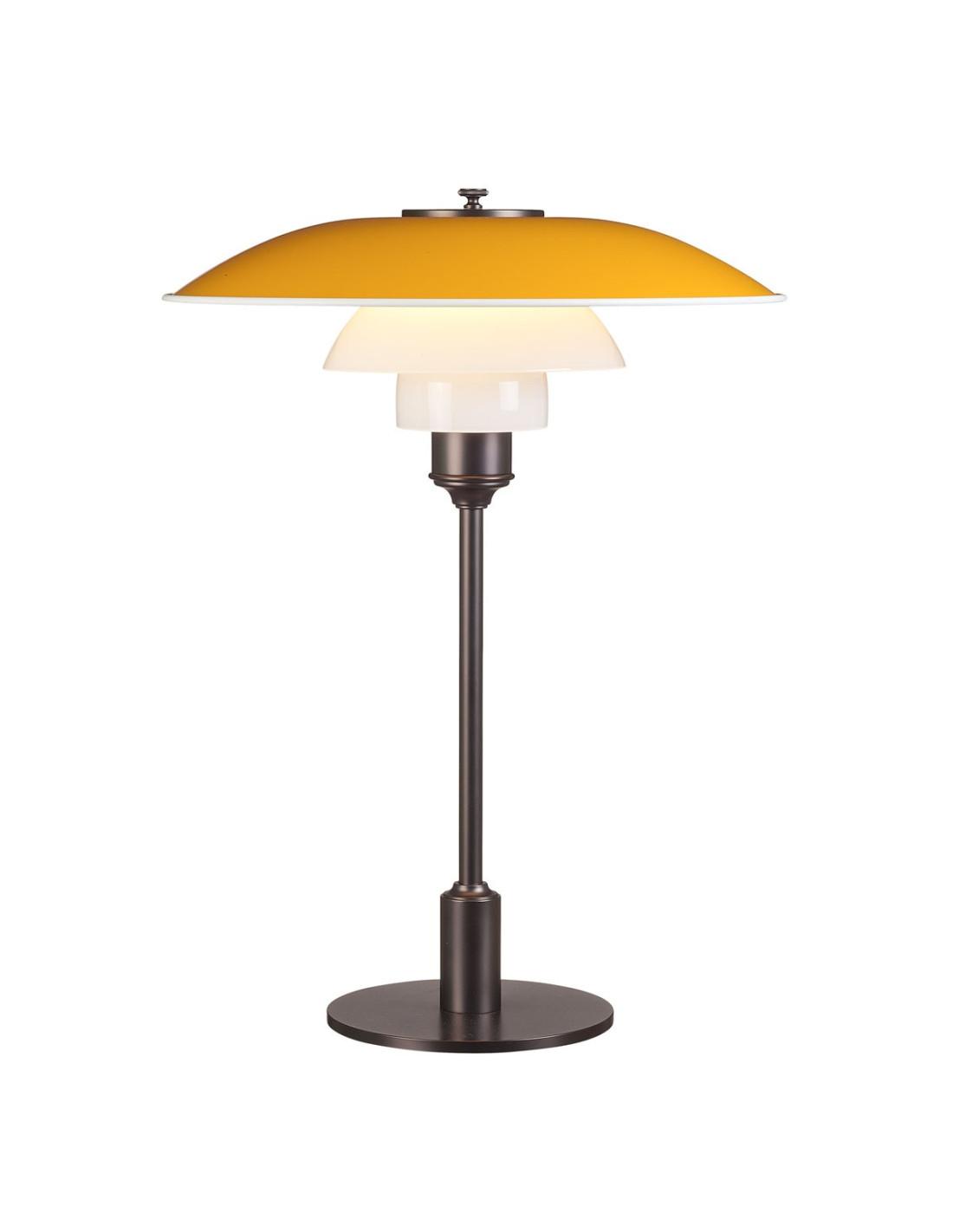 lampe de table ph 3 1 2 1 2 poul henningsen louis poulsen. Black Bedroom Furniture Sets. Home Design Ideas