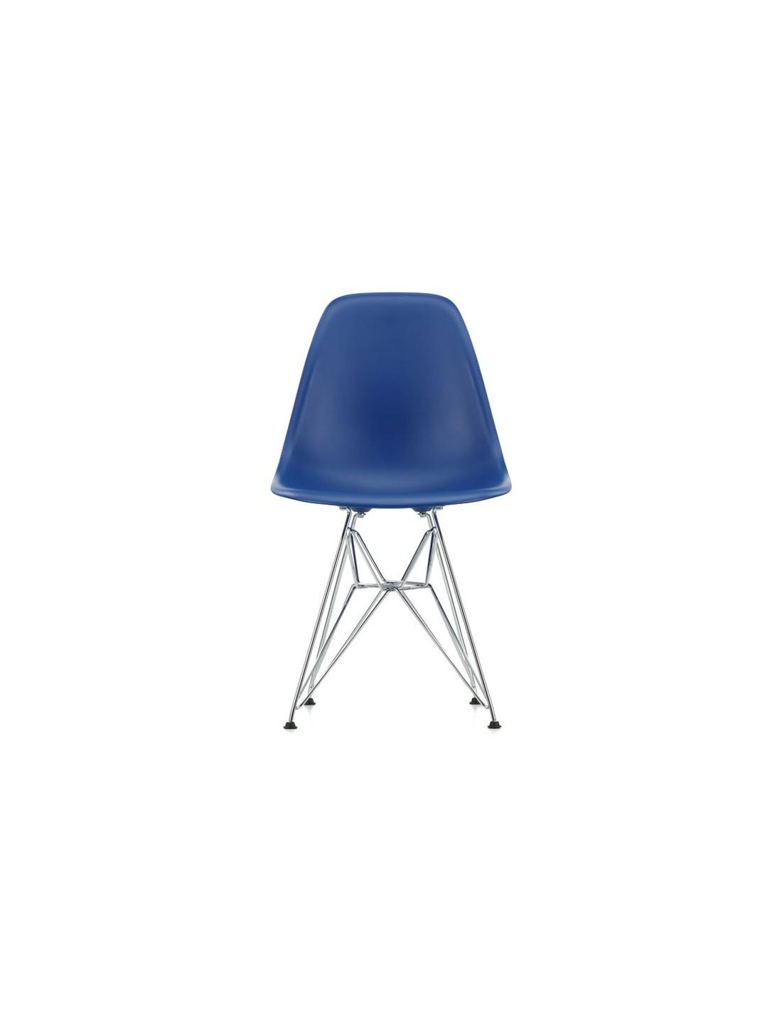 Chaise dsr design charles ray eames pour vitra la boutique danoise - Chaise eames vitra ...