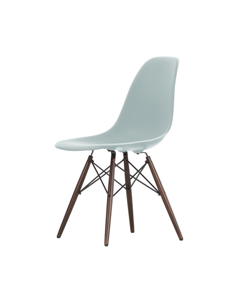 Chaise dsw charles ray eames pour vitra for Vitra eames prix