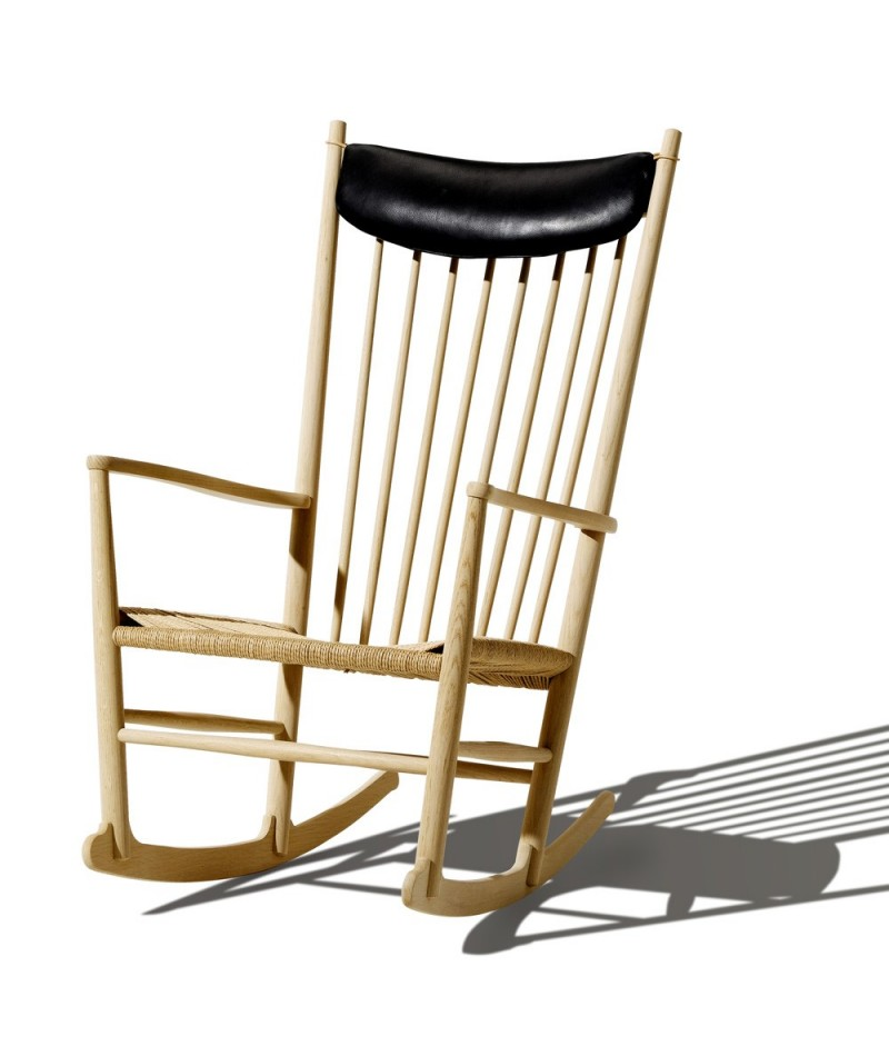 rocking chair by borge mogensen la boutique danoise. Black Bedroom Furniture Sets. Home Design Ideas