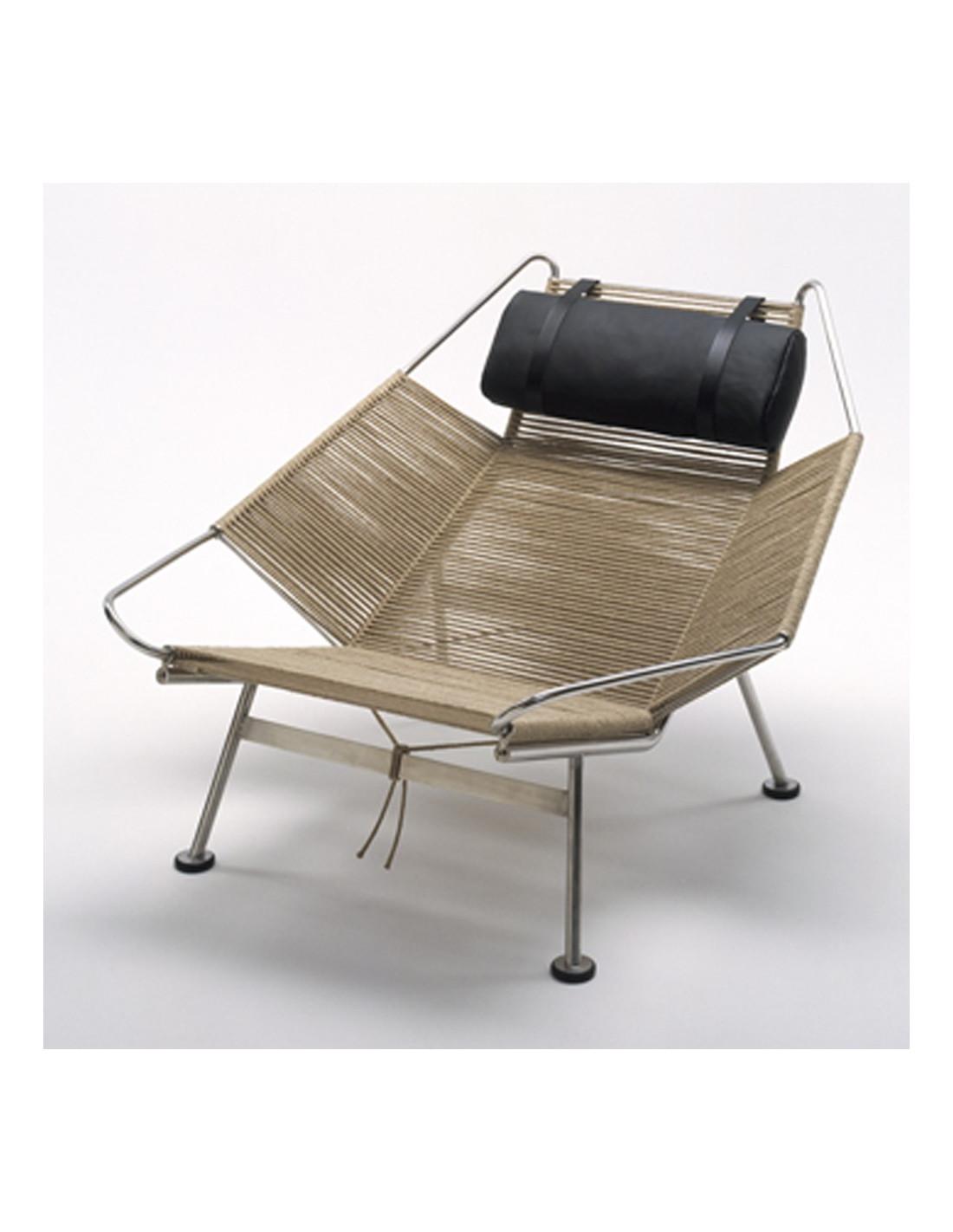 fauteuil flag design hans wegner pour pp mobler. Black Bedroom Furniture Sets. Home Design Ideas