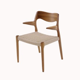 Fauteuil Mollers 55, design N.O Mollers