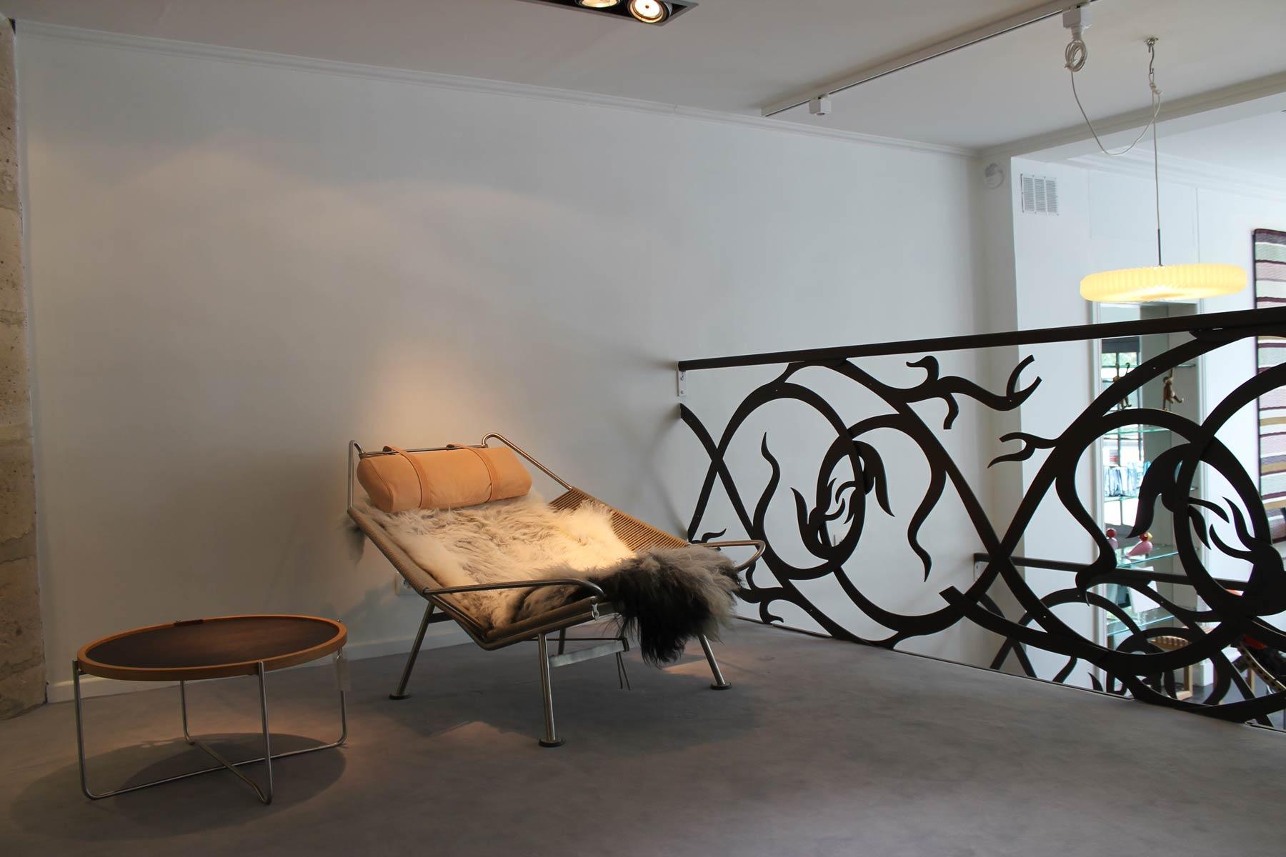 un nouvel espace pour la boutique danoise. Black Bedroom Furniture Sets. Home Design Ideas