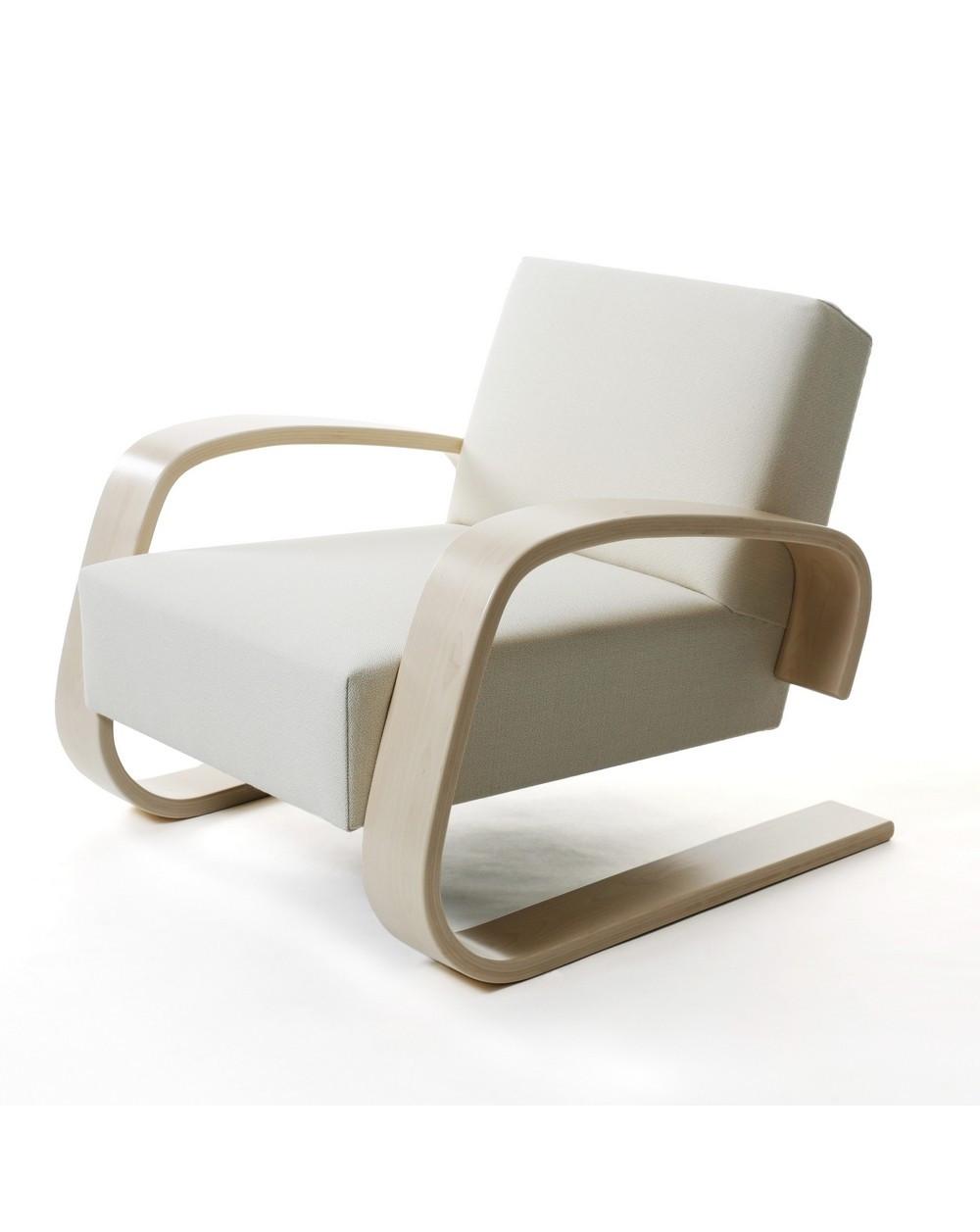 Fauteuil 400 Designer Alvar Aalto pour Artek