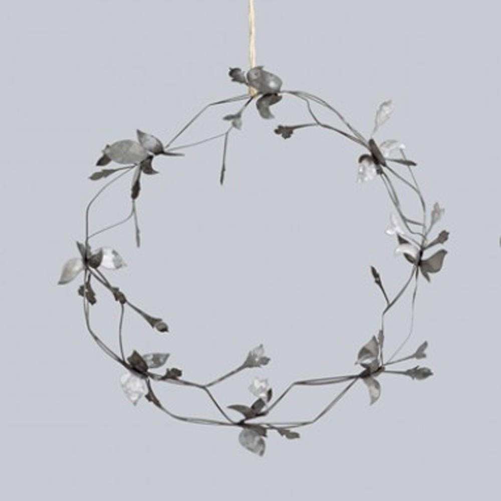 Christmas Wreath By Jette Frohlich La Boutique Danoise