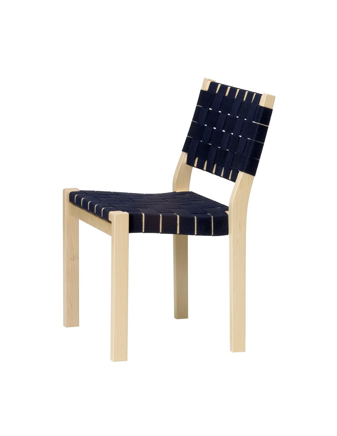 Chair 611 Alvar Aalto Design For Artek La Boutique Danoise