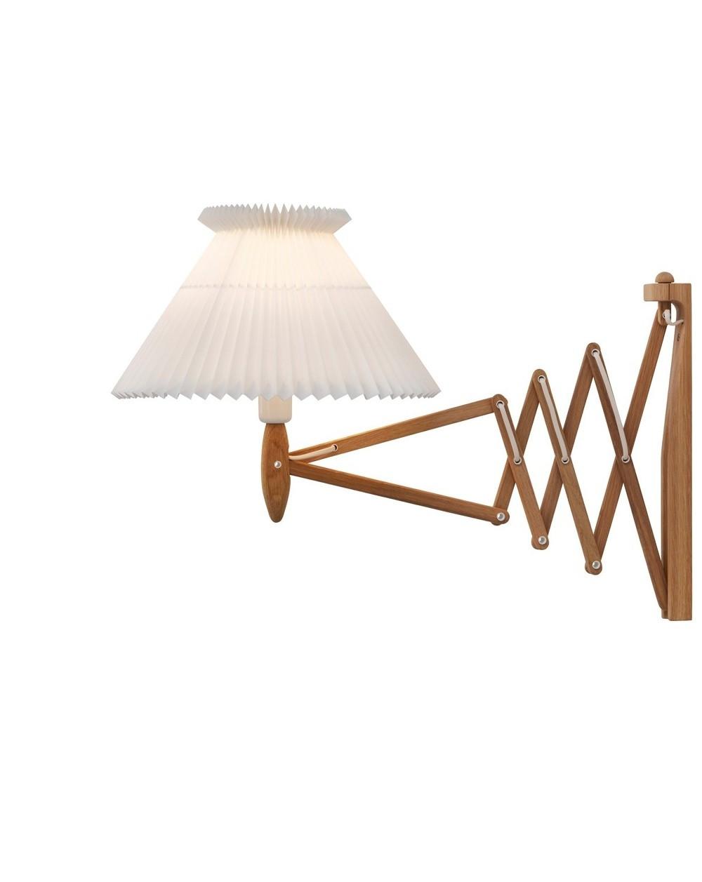 Le Klint wall lamp Erik Hansen design La boutique danoise