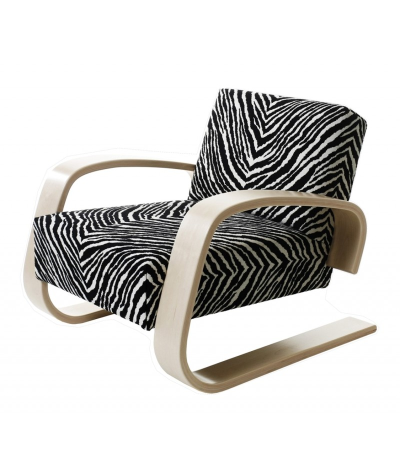 fauteuil 400 tank de alvar aalto pour artek fauteuil design danois. Black Bedroom Furniture Sets. Home Design Ideas