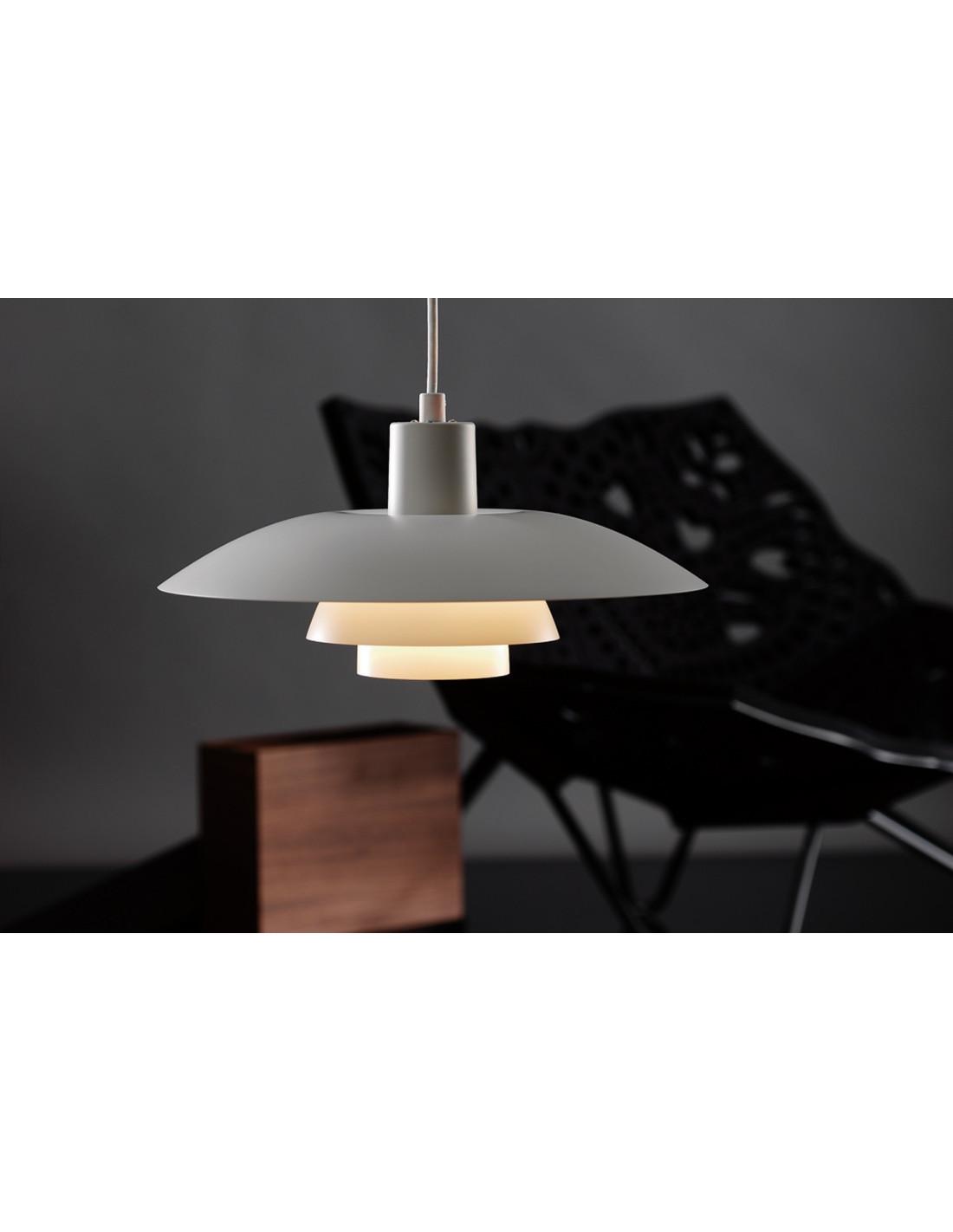 suspension ph 4 3 design poul henningsen pour louis poulsen la boutique danoise. Black Bedroom Furniture Sets. Home Design Ideas