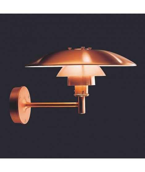 Ph Outdoor Wall Lamp Poul Henningsen Design For Louis