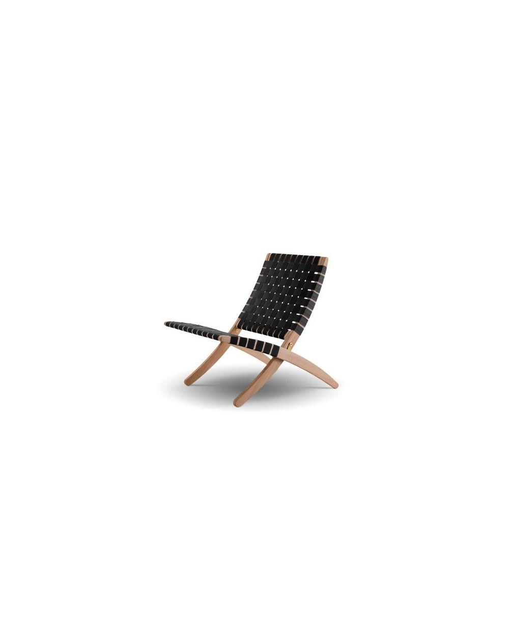 Cuba folding chair, Morten Göttler for Carl Hansen