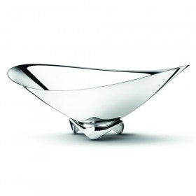 Wave bowl Georg Jensen