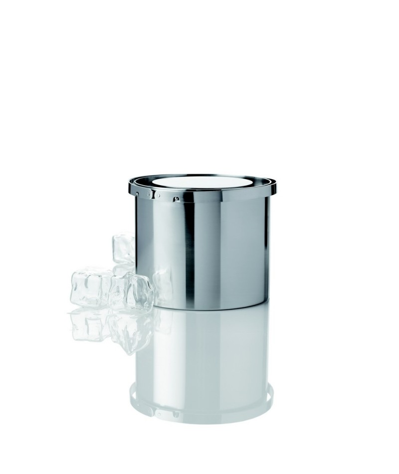Stelton Aj Ice Bucket By Arne Jacobsen La Boutique Danoise
