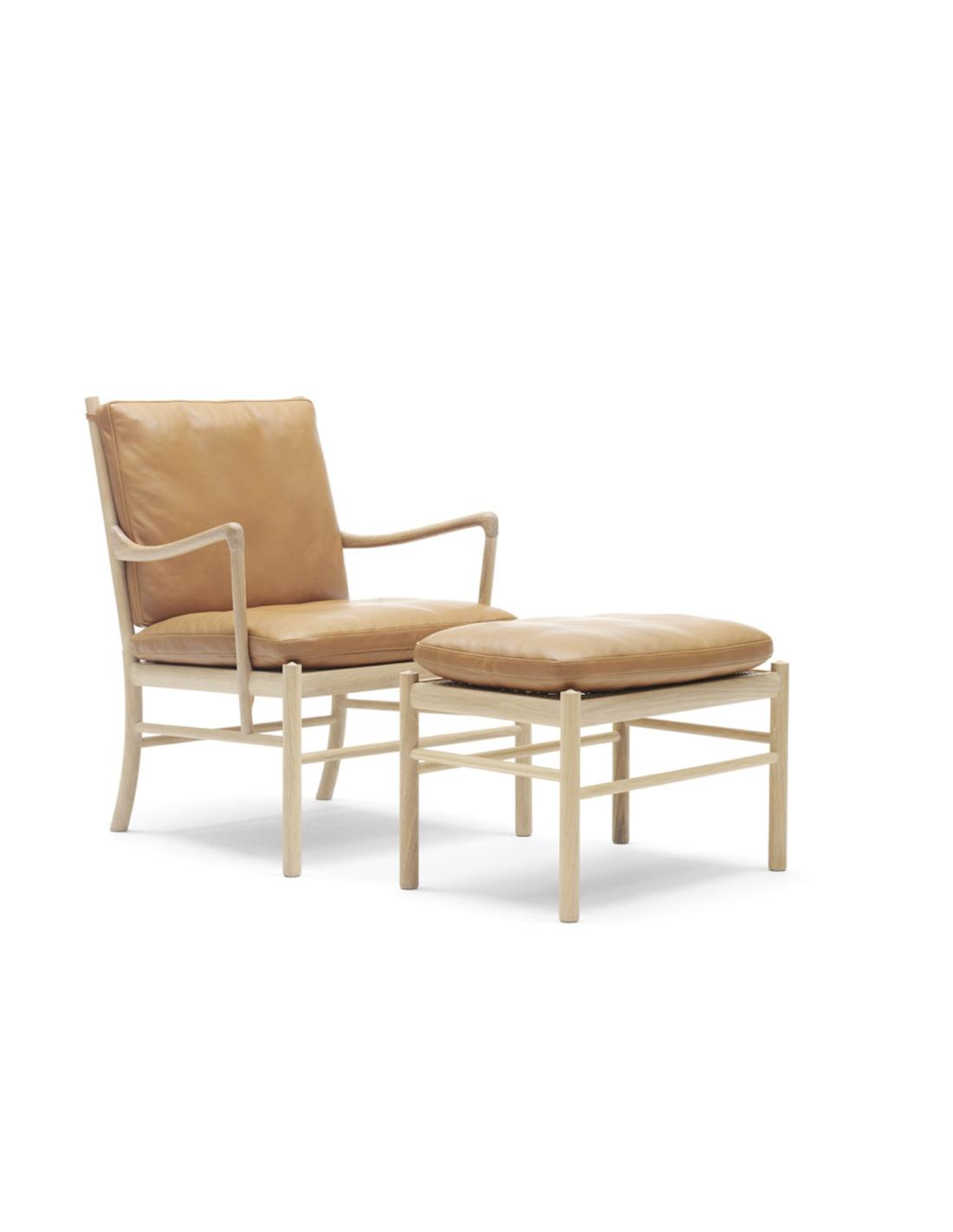 Colonial Chair Design Ole Wanscher For Carl Hansen