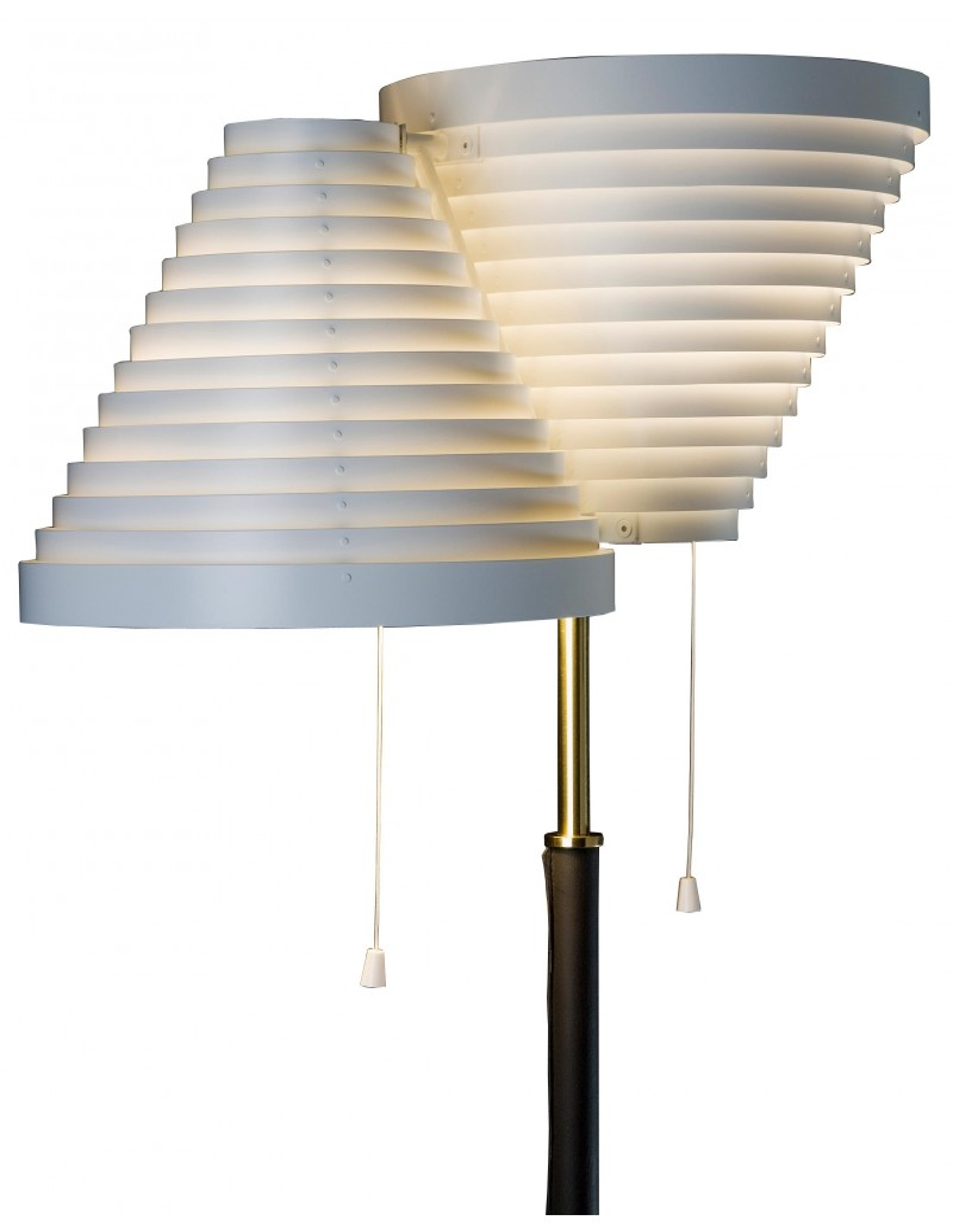 A810 floor lamp by Alvar Aalto for Artek - La boutique danoise