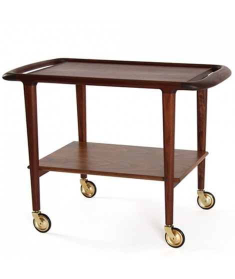 MOLLERS TEA TROLLEY