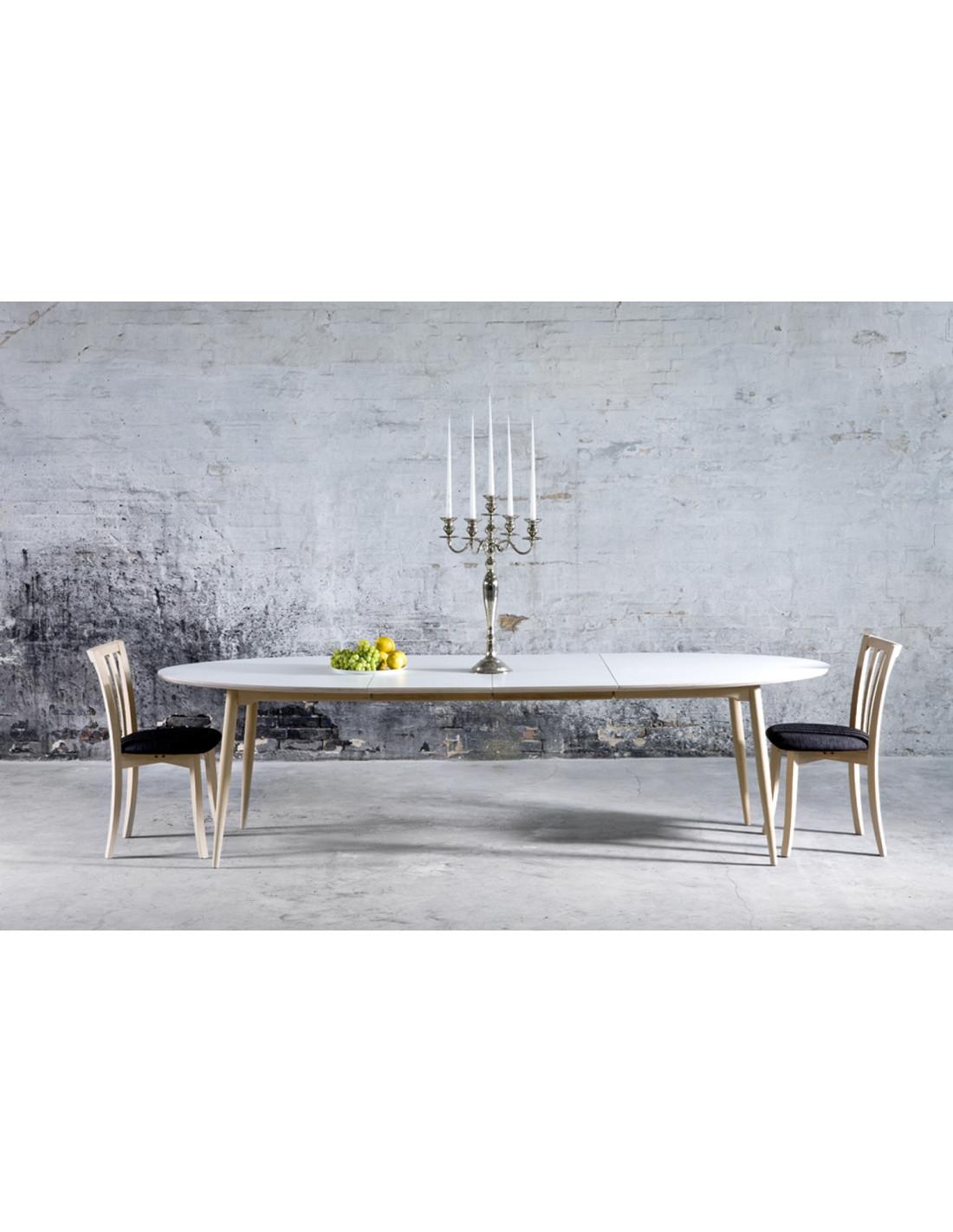 table symphonie la boutique danoise. Black Bedroom Furniture Sets. Home Design Ideas