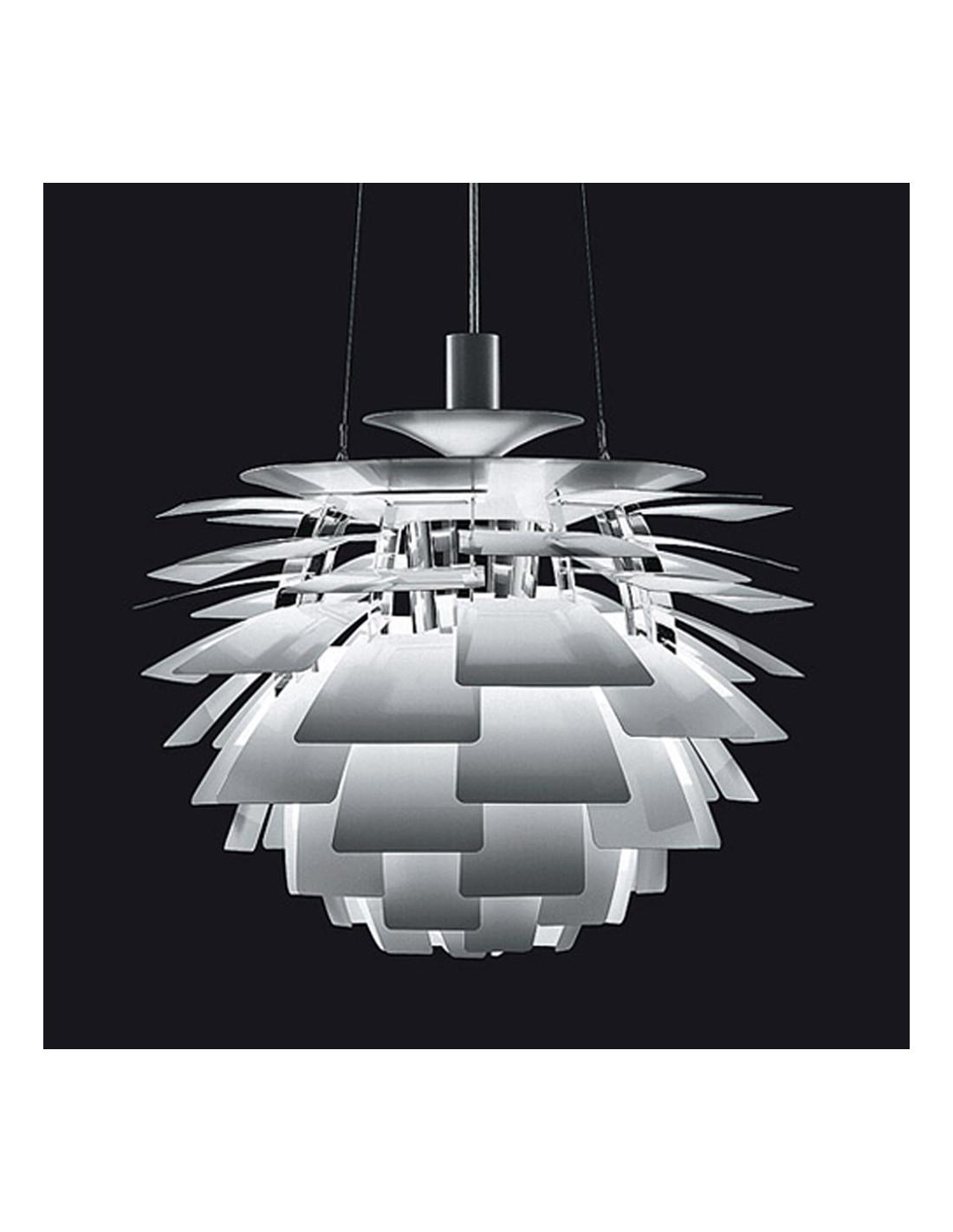 suspension ph pomme de pin design poul henningsen pour louis poulsen la boutique danoise. Black Bedroom Furniture Sets. Home Design Ideas