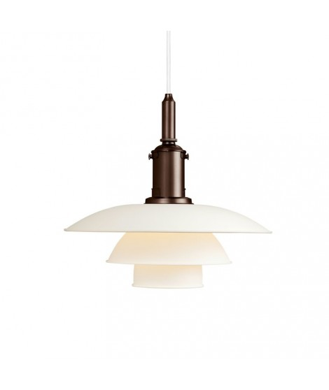 SUSPENSION PH 3 1/2 - 3 blanc