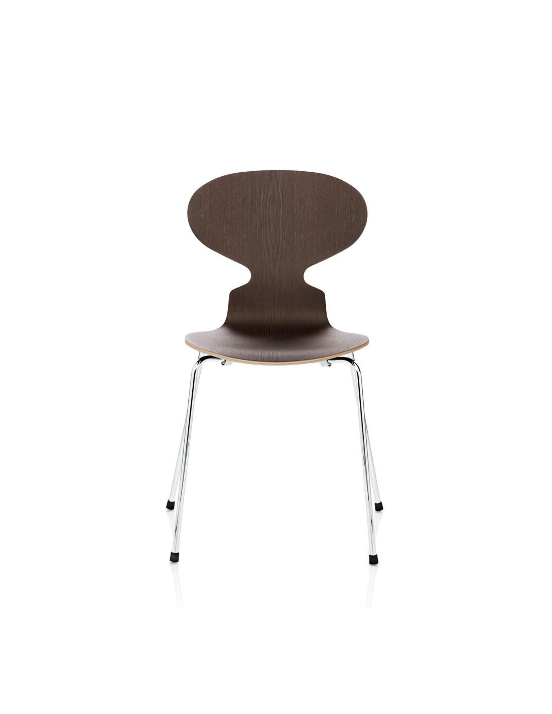 chaise fourmi design arne jacobsen pour fritz hansen la boutique danoise. Black Bedroom Furniture Sets. Home Design Ideas