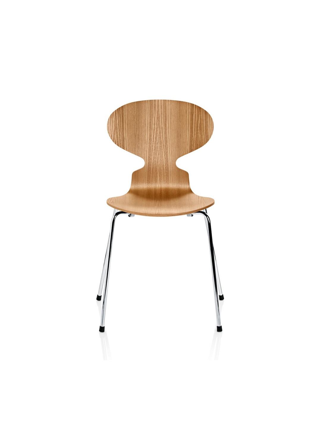 Chaise fourmi design arne jacobsen pour fritz hansen la for Chaise fourmi jacobsen