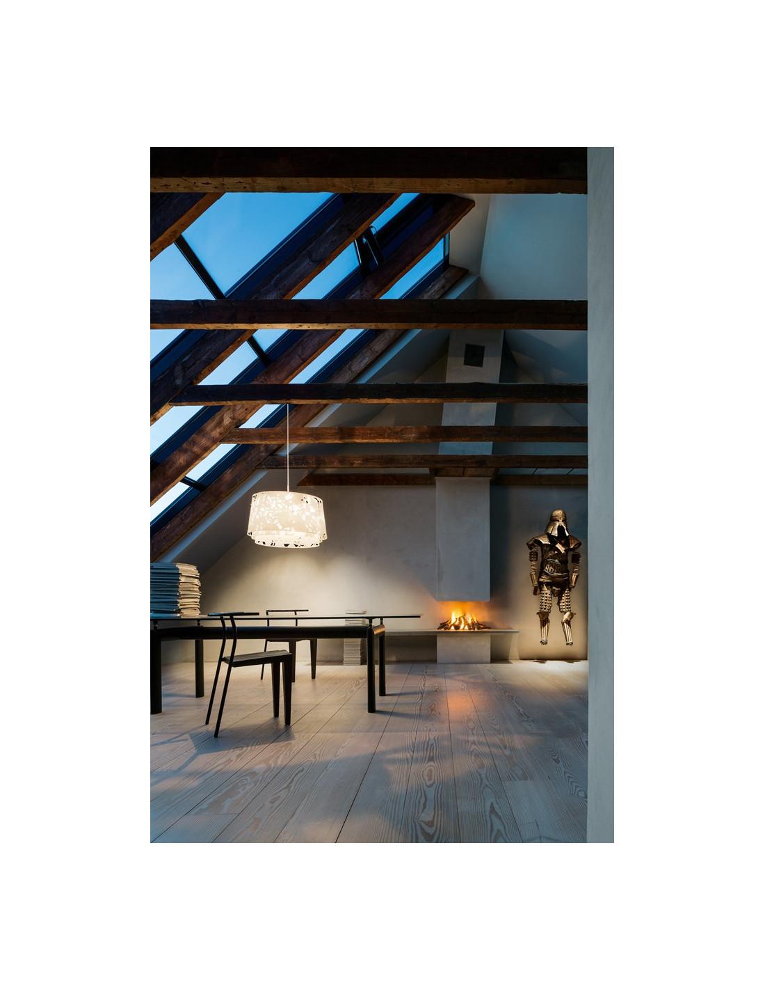 suspension collage 600 de louise campbell pour louis poulsen la boutique danoise. Black Bedroom Furniture Sets. Home Design Ideas