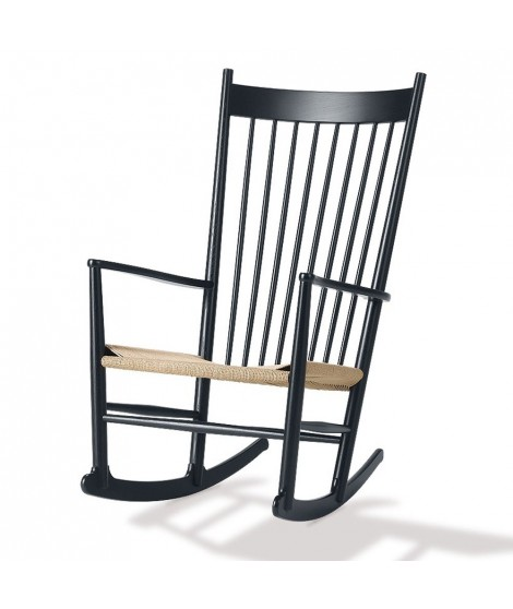 Rocking chair, design Hans J Wegner