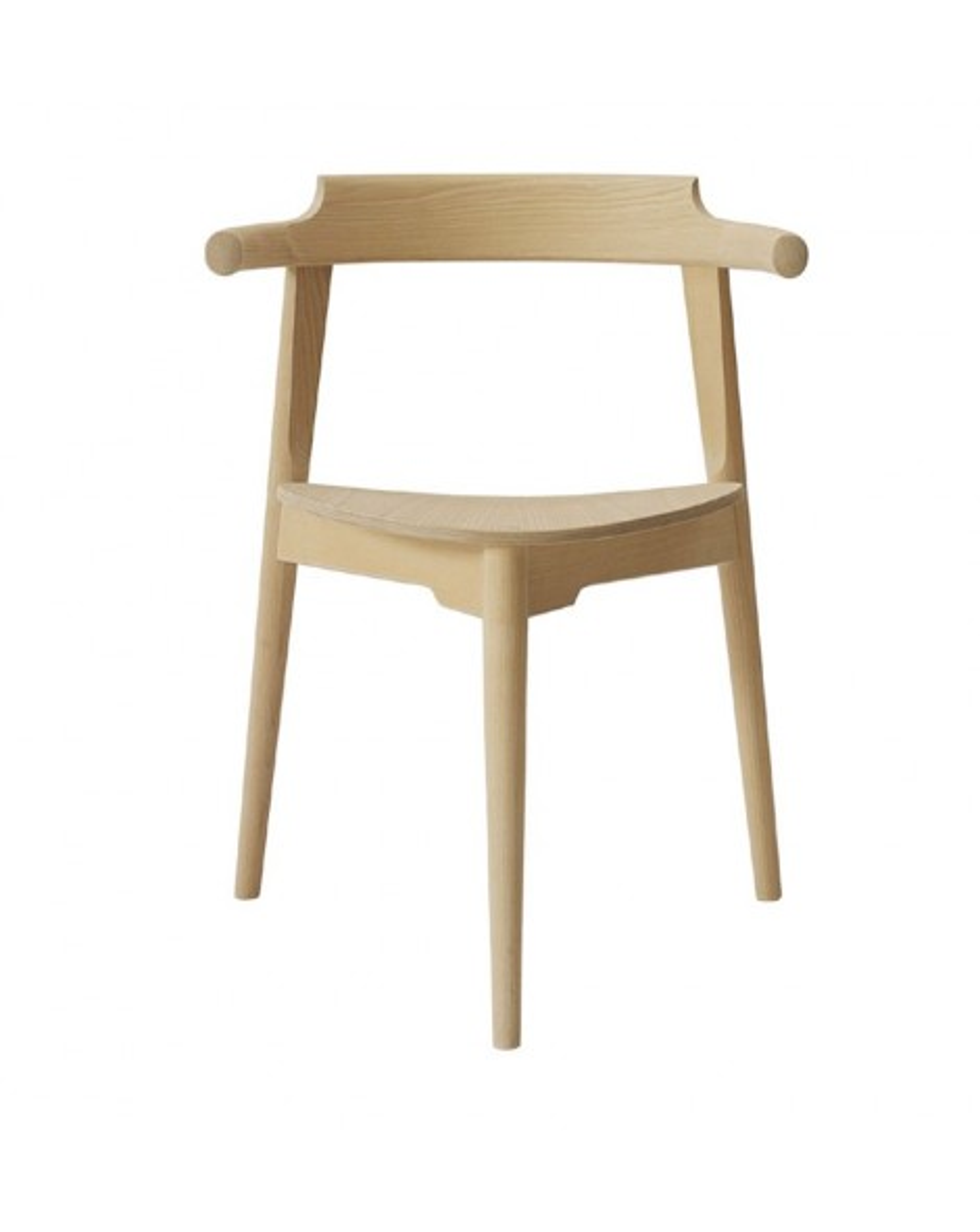 chaise ferry pp58 trois pieds design Hans J. Wegner pp mobler la boutique danoise