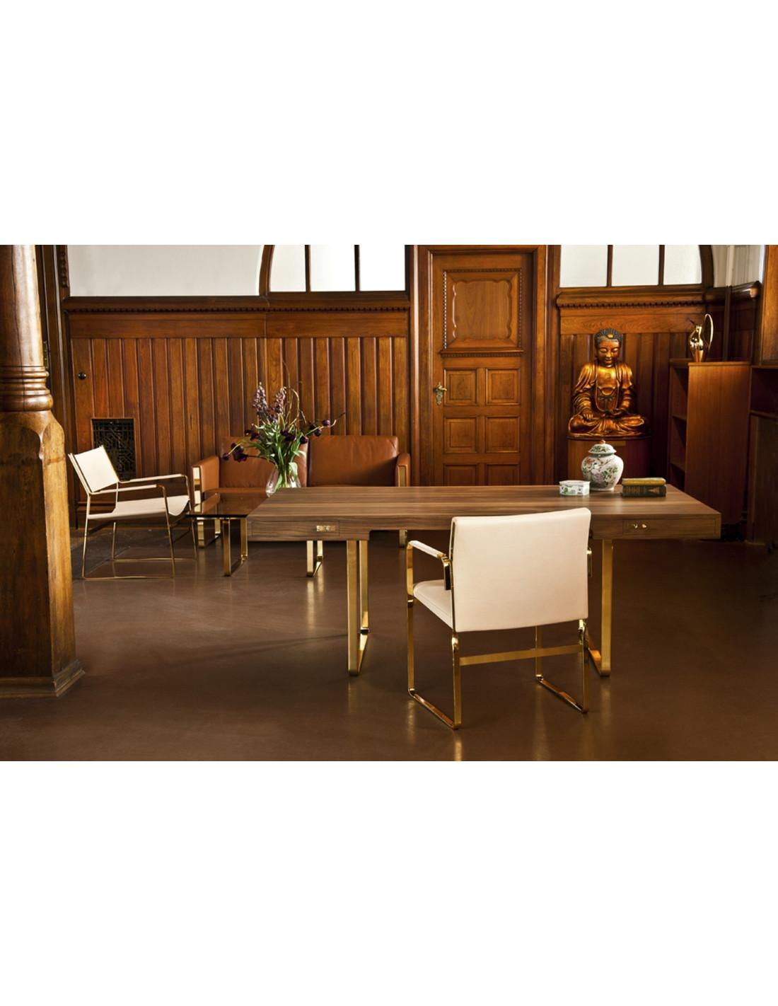 bureau arcadia ch110 design hans wegner pour carl hansen la boutique danoise. Black Bedroom Furniture Sets. Home Design Ideas