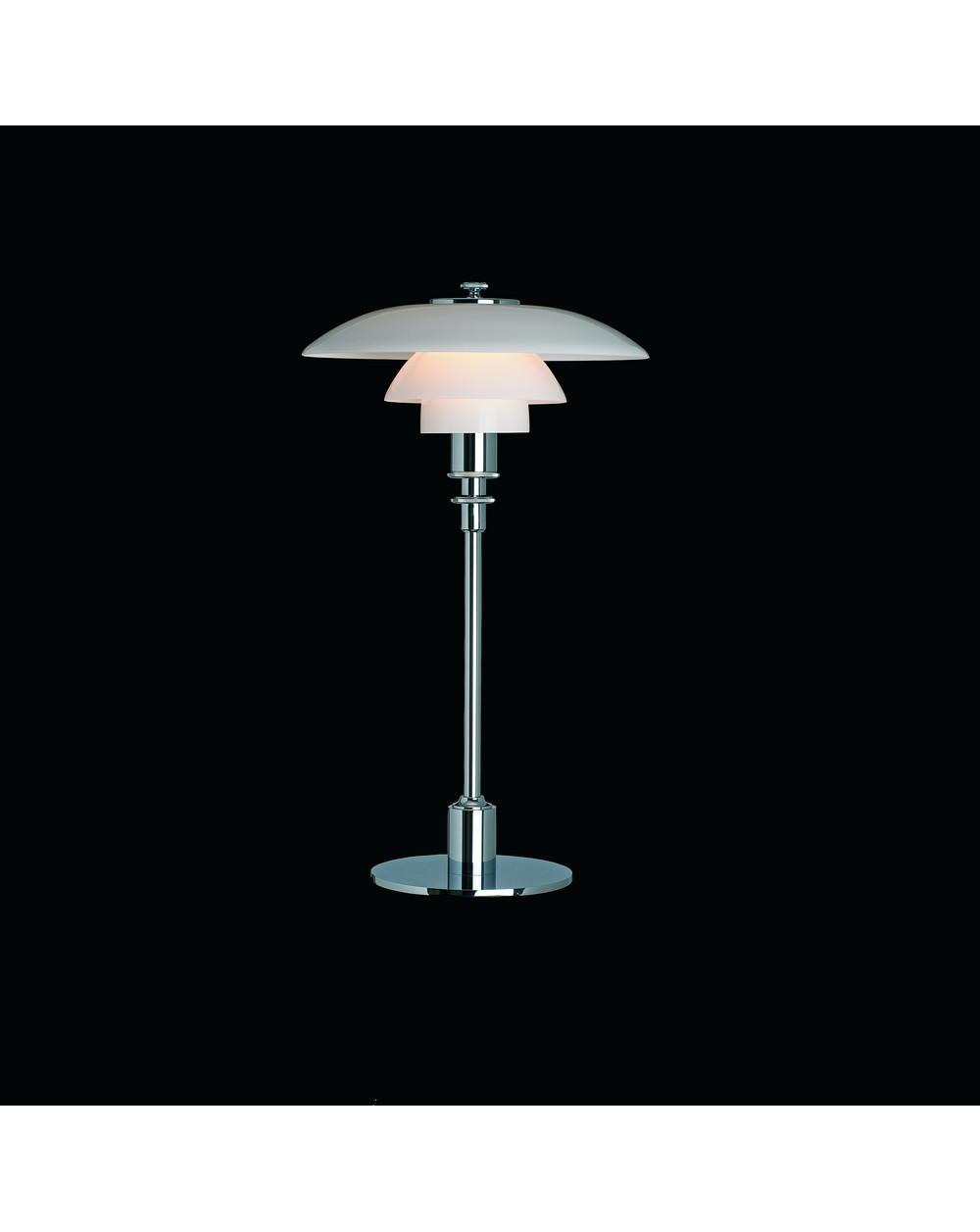 ph2 1 lampe de table design poul henningsen pour louis poulsen la boutique danoise. Black Bedroom Furniture Sets. Home Design Ideas