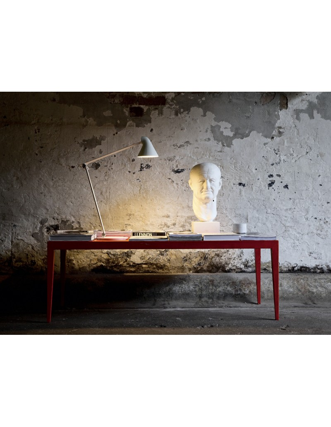 Table Lamp Njp Nendo Oki Sato Louis Poulsen