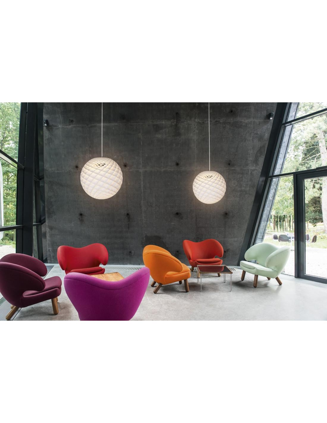 pendant patera oivind slaatto louis poulsen. Black Bedroom Furniture Sets. Home Design Ideas